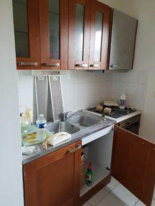 Rénovation cuisine avant